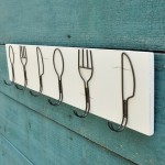 Rural Restaurant Style Creative Wooden Hook